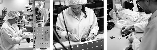 HASSELBLAD X1D prodotta a mano in Svezia
