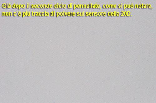 Fotografia nadir magazine polvere e sensori - Pulizia specchio reflex ...
