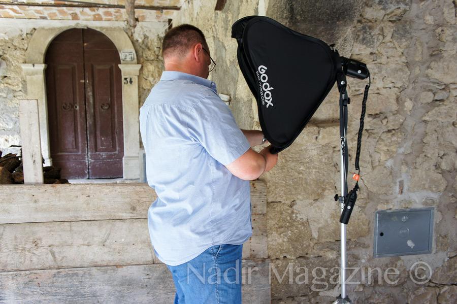 2° Incontro Foveon in Abruzzo. Workshop ritratto ambientato
